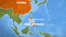 ים סין הדרומי גועש...