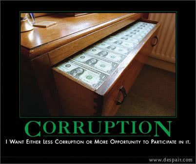 [בתמונה: שחיתות... תמונה חופשית שהועלתה על ידי karteblanche לאתר photobucket]